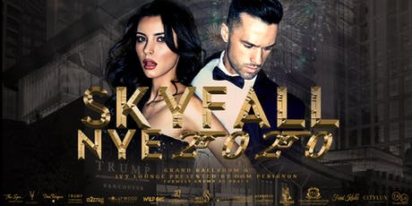 Sky Fall NYE 2020 @ Trump International Hotel  tickets