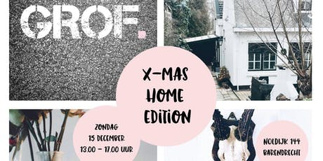 GROF Home Edition - Vintage Pop-Up @Home-Shop tickets