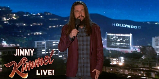 Chris Laker LIVE from Jimmy Kimmel Live, Moments of Greatness and the Overslept Podcast