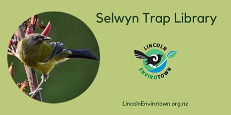 Selwyn Trap Library - August 2020 tickets