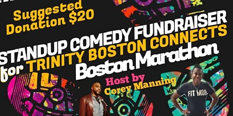 Boston Marathon Standup Comedy Fundraiser  tickets