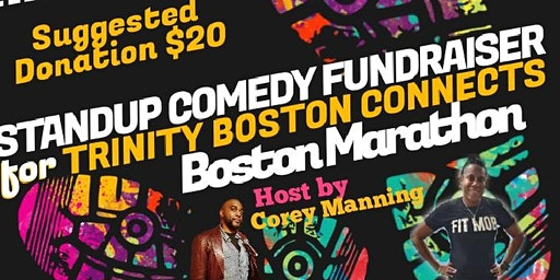 Boston Marathon Standup Comedy Fundraiser