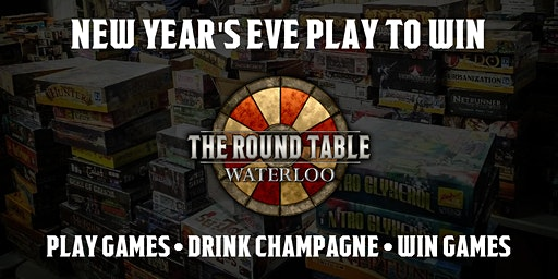 New Year's Eve at Round Table Waterloo