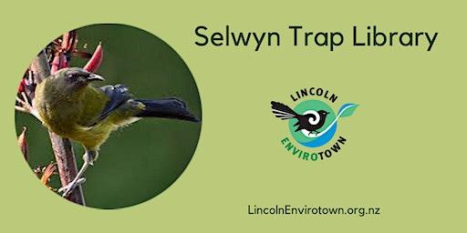 Selwyn Trap Library - September 2020