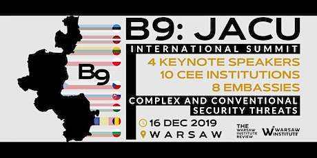 B9 Joint Assessment for Common Understanding: Initiaton Event tickets
