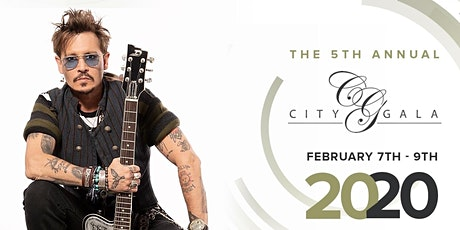 5th Annual City Summit & Gala w/ Johnny Depp tickets