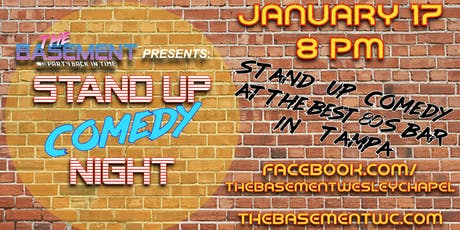 Comedy Night @ The Basement tickets