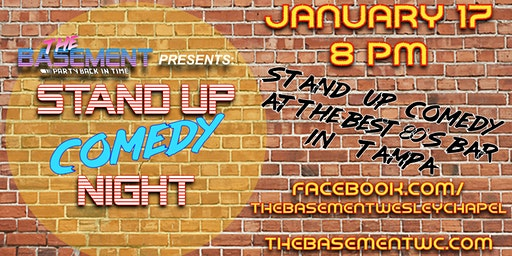 Comedy Night @ The Basement