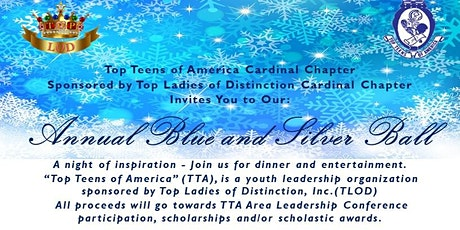 Top Teens of America Cardinal Chapter Blue & Silver Ball tickets