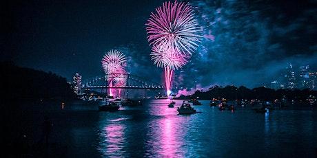 NYE Dining Experience: Degustation + Luxury Penthouse + Fireworks tickets