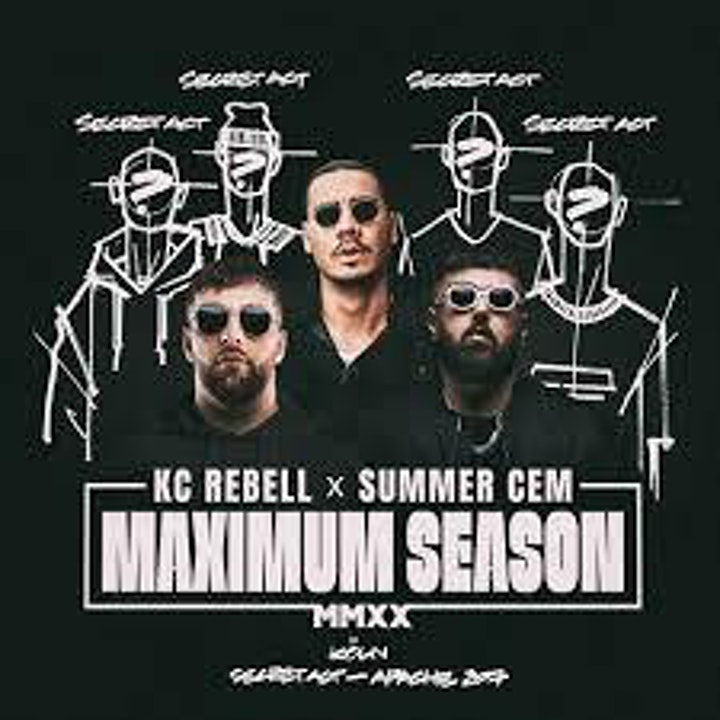 KC Rebell & Summer Cem: Maximum Season 2020 Live: Bild