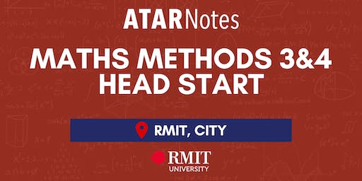 VCE Maths Methods Units 3&4 Head Start Lecture - REPEAT 2