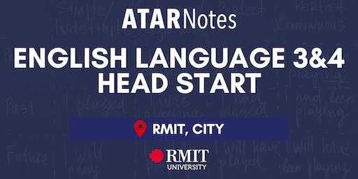 VCE English Language Units 3&4 Head Start Lecture - REPEAT 1