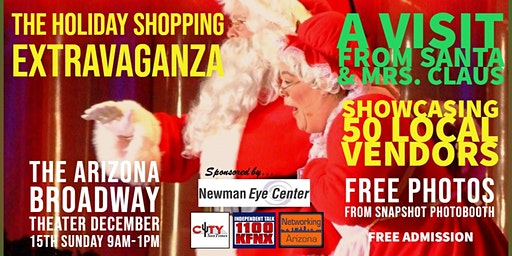 The Holiday Shopping Extravaganza