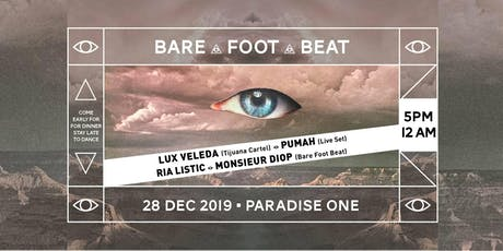 Bare Foot Beat Paradise One tickets