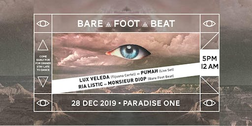 Bare Foot Beat Paradise One