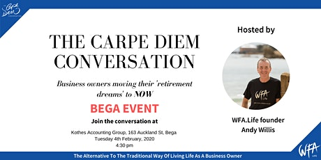 The Carpe Diem Conversation - Kothes Accounting Group tickets