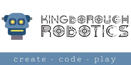 Intro to Ozobots Woodbridge (6 - 9yrs) - Kingborough Robotics @ West Winds tickets
