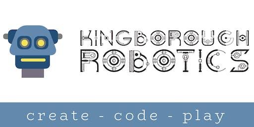 Intro to Ozobots Woodbridge (6 - 9yrs) - Kingborough Robotics @ West Winds