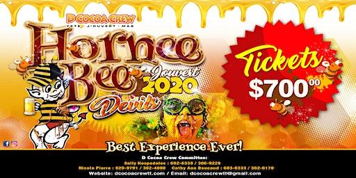 Cocoa Devils J'ouvert 2020: Masquerader Registration