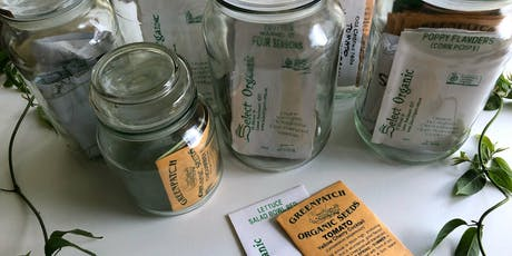 Seed saving and swap tickets