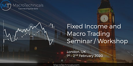 London Fixed Income and Macro Trading Seminar/Workshop tickets