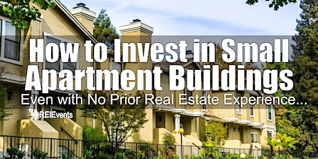 Investing on Small Apartment Buildings in Montana tickets