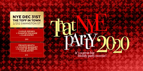 That NYE Party! tickets