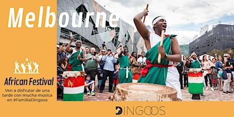African Festival- Melbourne entradas