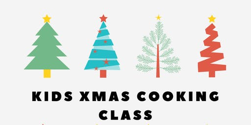 Christmas Kids Cooking Class 5-11yrs-SOLD OUT