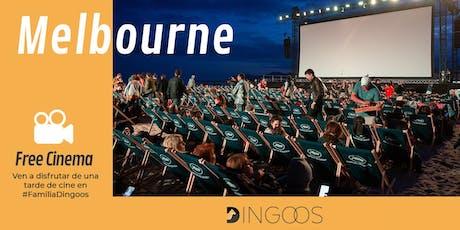 Dingoos Free Cinema - Melbourne tickets