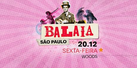 BALAIA SP -  20/12/19 ingressos