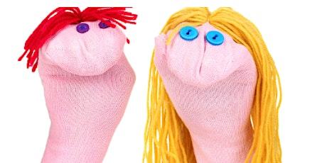 Make Sock Puppets at Korumburra Library School Holiday Program tickets