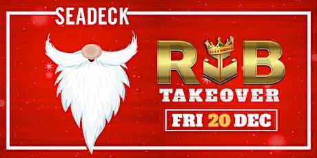 RnB Friday on Seadeck - 20 Dec tickets