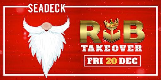 RnB Friday on Seadeck - 20 Dec