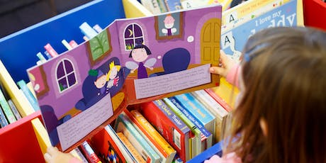 Holiday Storytime @ Launceston Library tickets