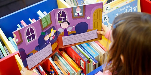 Holiday Storytime @ Launceston Library
