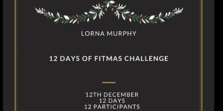12 Days Of Fitmas tickets