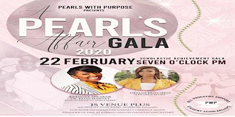 A Pearl's Affair Gala tickets