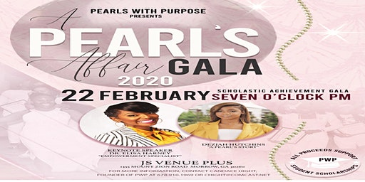 A Pearl's Affair Gala