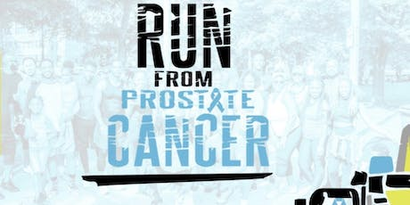 4th Annual Run From Prostate Cancer Events (5K Run/Walk) tickets