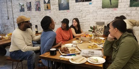 The BX Learning Lounge Brunch tickets
