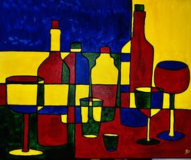 Paint and Wine Event-20191217 tickets