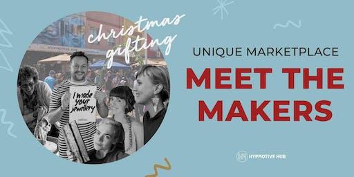 Christmas Meet The Makers Unique Marketplace