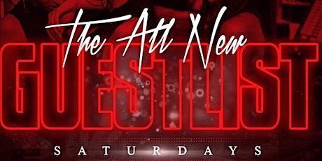 Guestlist Saturday's (Penny Drinks) tickets