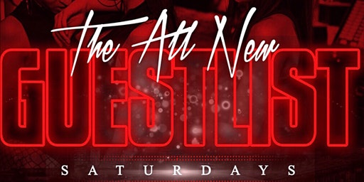 Guestlist Saturday's (Penny Drinks)