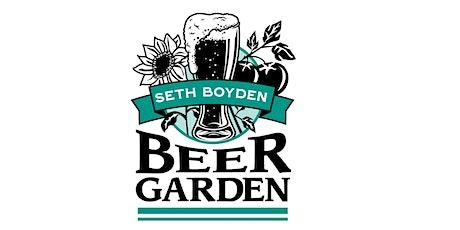Beer Garden - A benefit for Seth Boyden Elementary School tickets