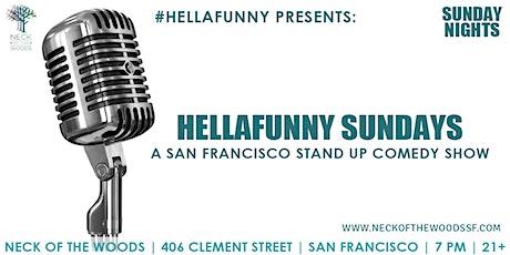 HellaFunny Sundays tickets