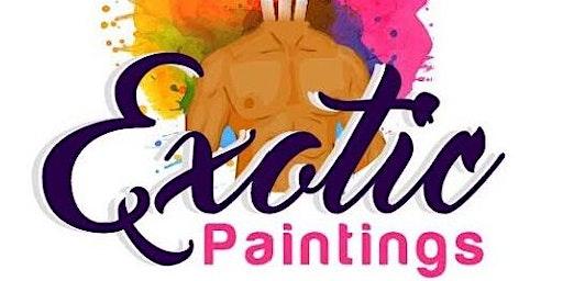 Atlanta Exotic Paintings BYOB Sip & Paint Friday