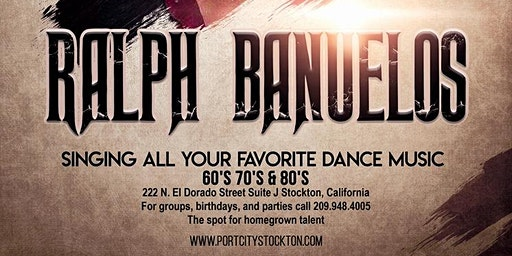 Ralph Banuelos Live at Porty City Sports Bar and Grill